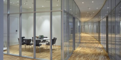 DEKO GV : ​Double glazed partition